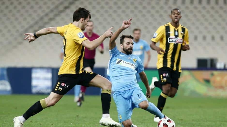 Top of the Table Drama in the Greek Super League - Greek ...
