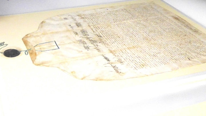 British Library returns historic documents stolen from Greek Monastery in 1979 4