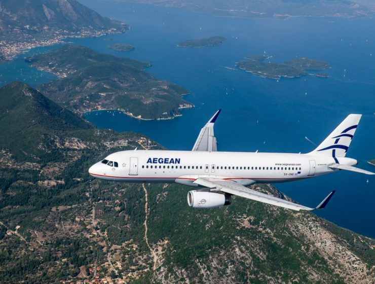 Aegean Airlines prepares for the sale of bonds for down payments on new aircraft 1