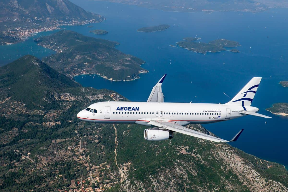 Aegean Airlines prepares for the sale of bonds for down payments ...