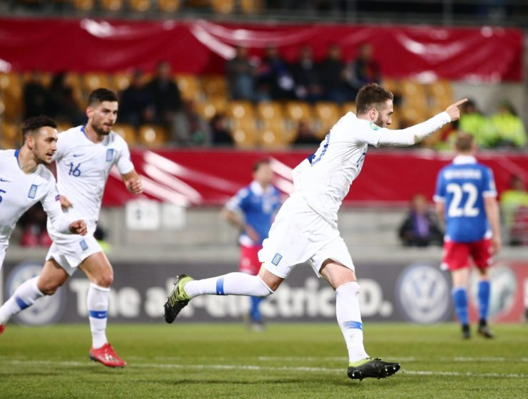 Greece wins first Euro 2020 qualifying game 4