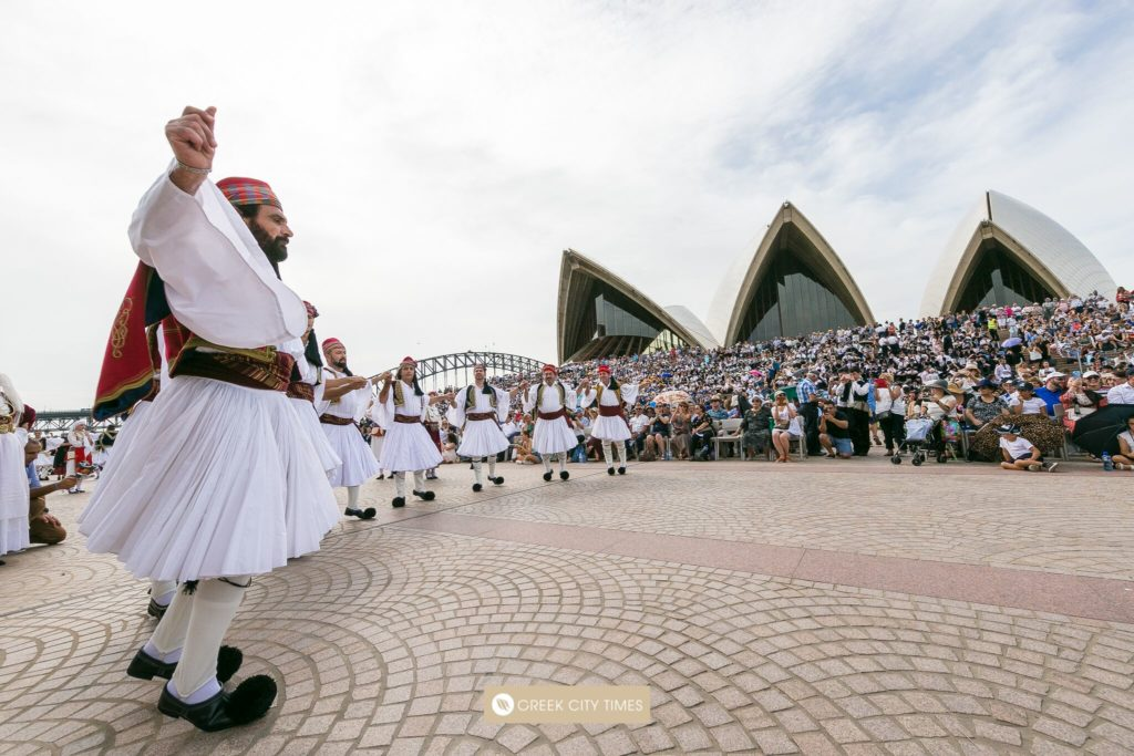 Greek Independence Day Commemoration in Sydney, Australia 27