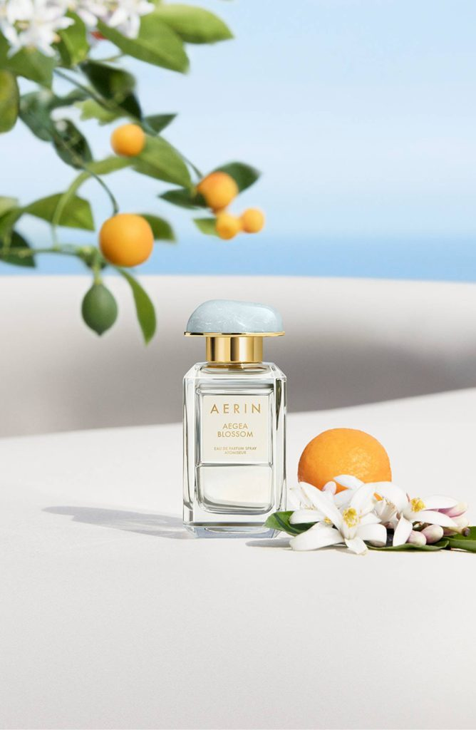Granddaughter of Estée Lauder launches new perfume inspired by the Aegean Sea 3