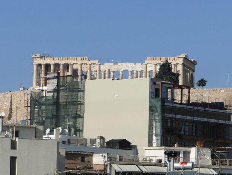 Greece's Central Archaeological Council cancels permission for building near Acropolis 15