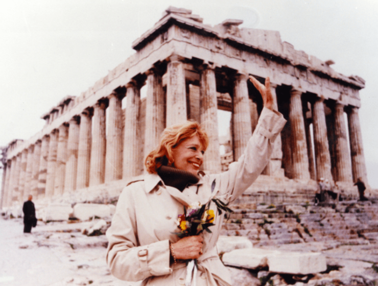 On this day in 1994, Melina Mercouri passes away leaving behind a legacy 1