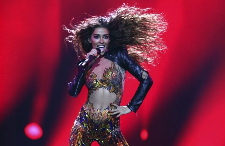 Xronia Polla Eleni Foureira, who turns 32 today 11