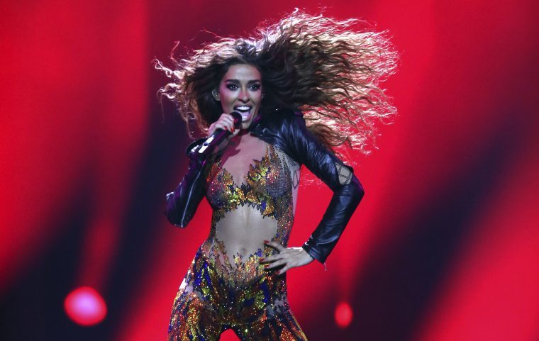 Xronia Polla Eleni Foureira, who turns 32 today 3