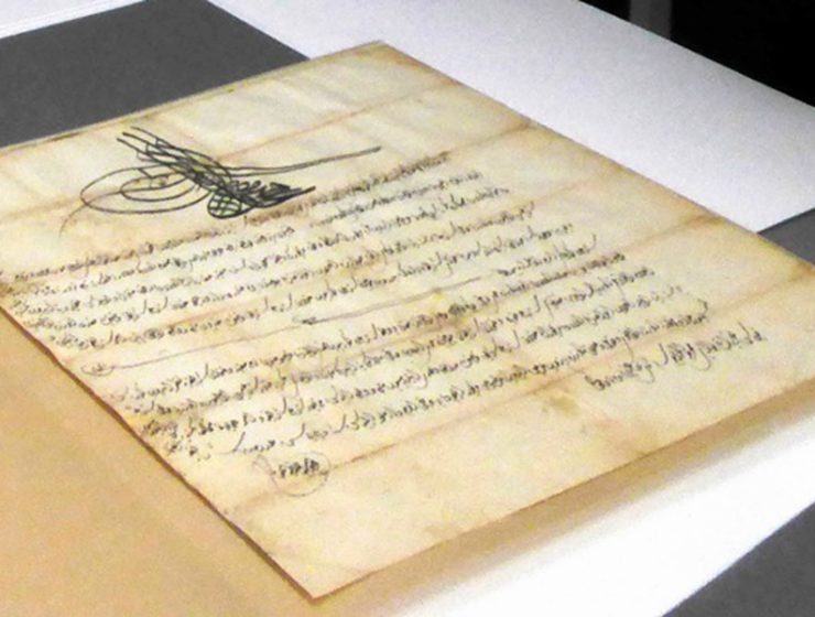 British Library returns historic documents stolen from Greek Monastery in 1979 1