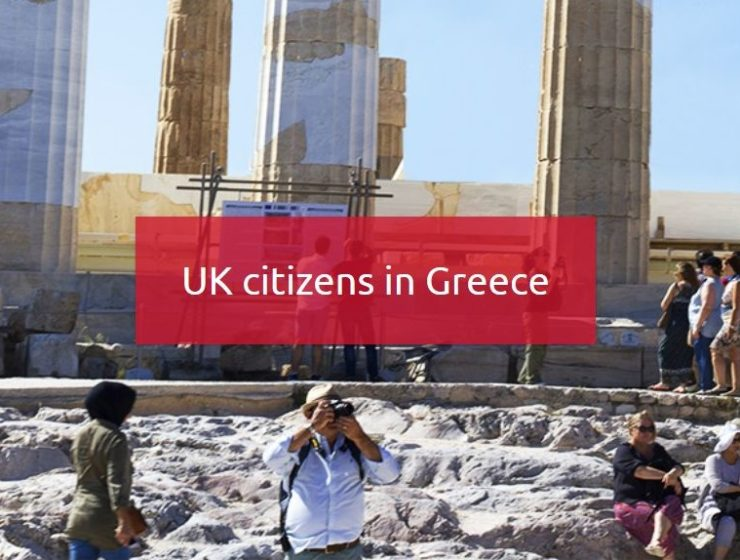As Brexit approaches, Greek Ministry provides guidance for UK Citizens in Greece 8