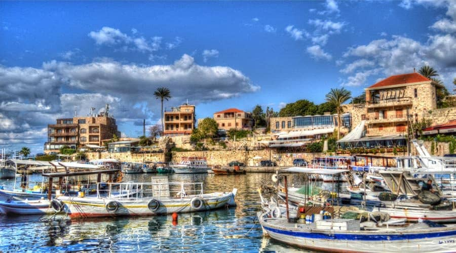 Lebanon's coastal town of Byblos to host Greek festival this summer 4