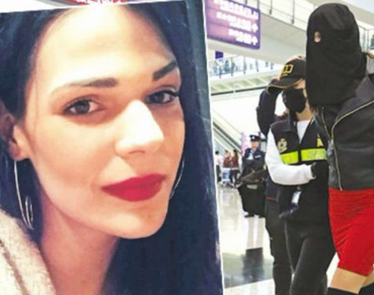 Greek model cleared of drug smuggling charges in Hong Kong 15
