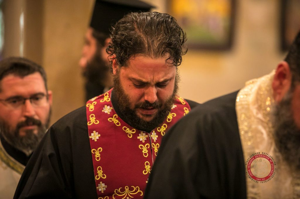 Memorial Trisagion Service held in blessed memory of the late Archbishop Stylianos 22