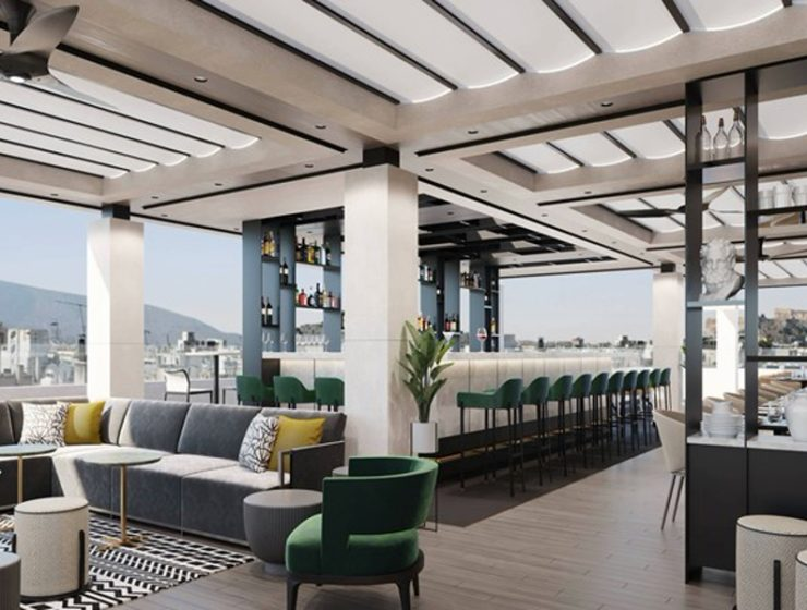 New Luxurious Hotel in the centre of Athens set to open its doors in April 54