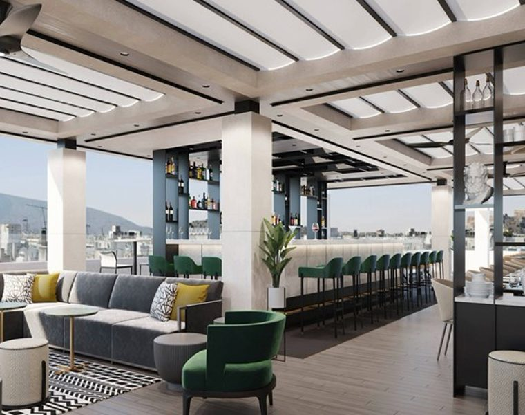 New Luxurious Hotel in the centre of Athens set to open its doors in April 1