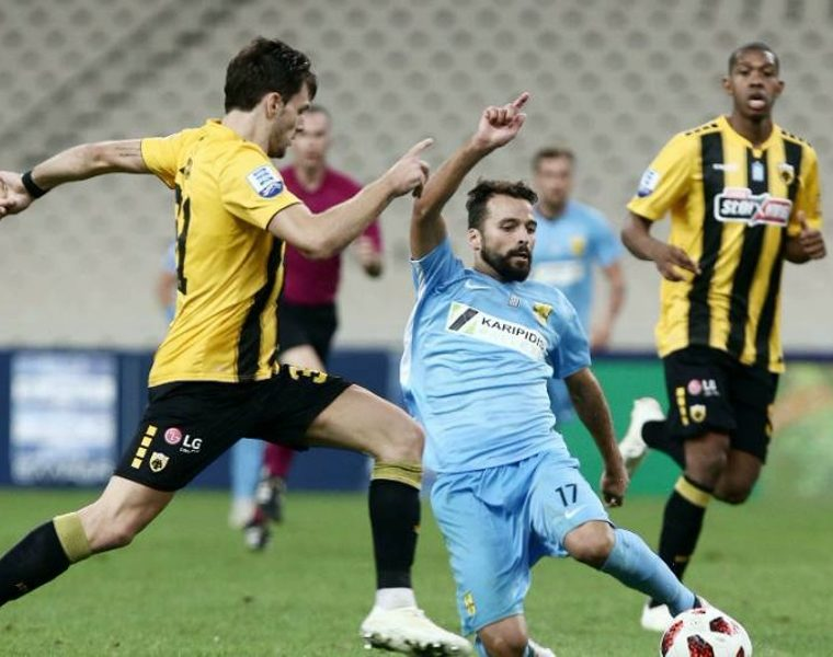 Top of the Table Drama in the Greek Super League 10