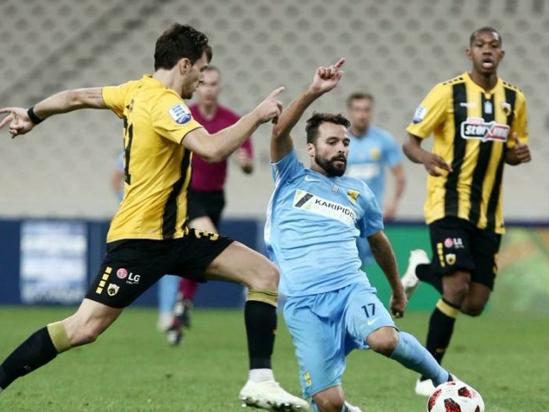 Top of the Table Drama in the Greek Super League 1