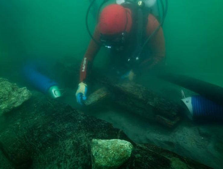 New shipwreck discovery proves Greek historian Herodotus right, 2,469 years later 2