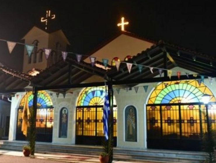 Miracle in Crete as stolen icon of Panagia is found in perfect condition after devastating fire 30