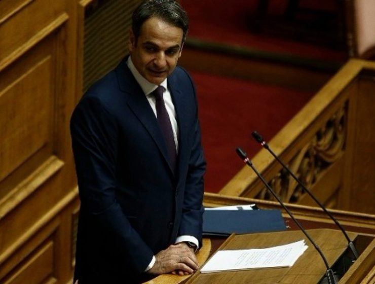 Elections in May will be the end of Syriza says New Democracy leader Mitsotakis 13