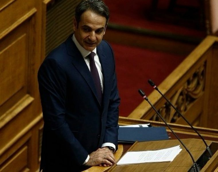 Elections in May will be the end of Syriza says New Democracy leader Mitsotakis 14