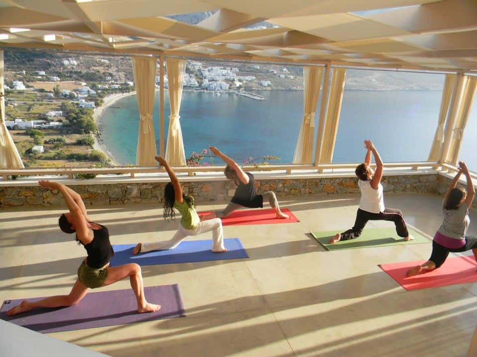 Elysia: Greece's Top Yoga Event 9