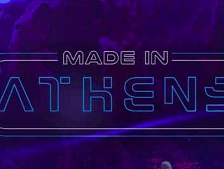 Modern Greek event inspired by Athens nightlife 36