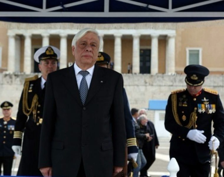 "President Pavlopoulos says ""We must defend against populism, racism and Nazism"" 17"