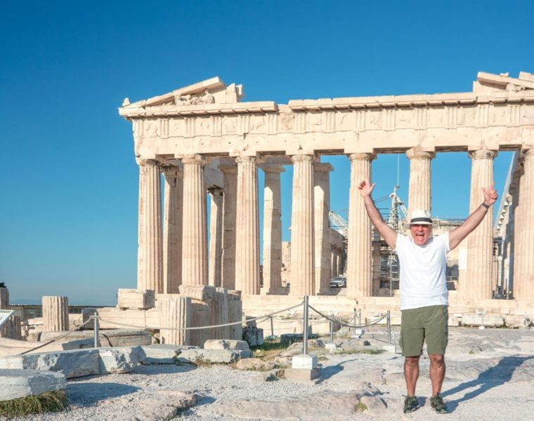 My Greek Odyssey set to air this month in Australia   9