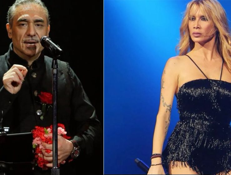 "Paola cancels concert with Sfakianakis saying she can no longer put up with his ""bad attitude"" 61"