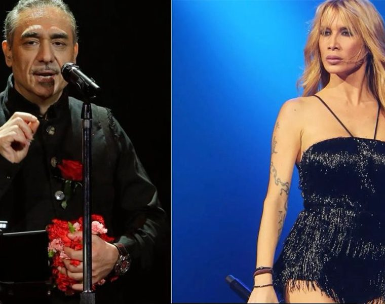 """Paola cancels concert with Sfakianakis saying she can no longer put up with his """"bad attitude"""" 3"""