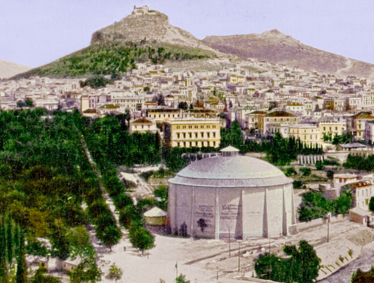 Athens to uncover historic river that flows through the heart of the Greek Capital 11