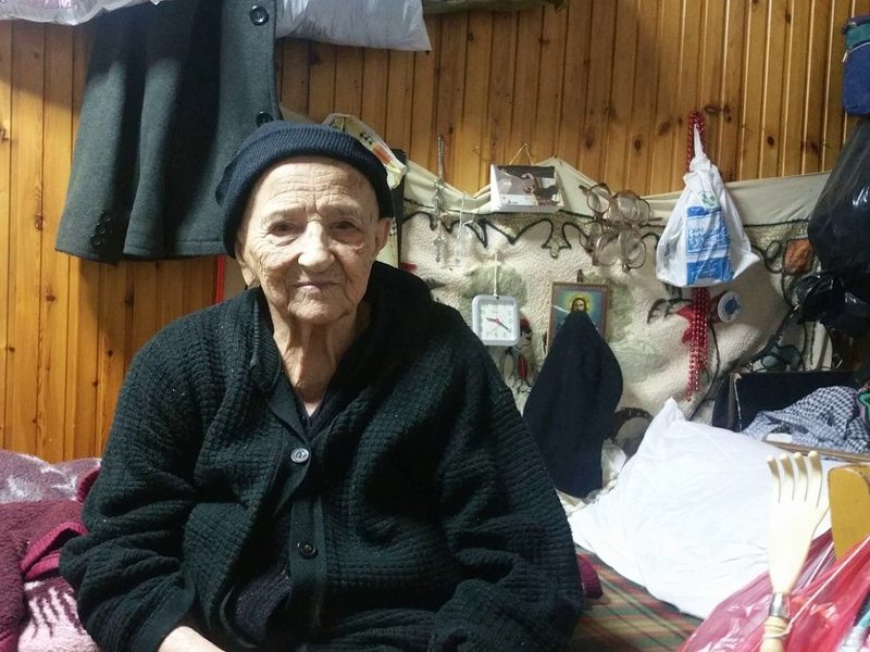 106-year-old Yiayia who has never taken medication, shares her secrets to longevity 1