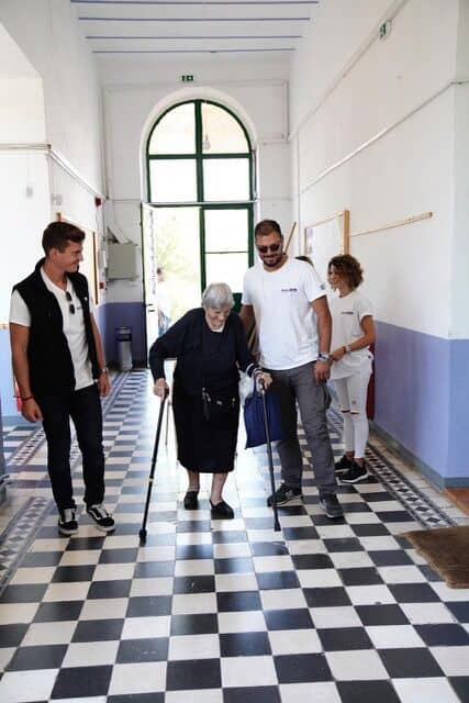 THI Australia grants $50,000 to support medical mission to remote Greek Islands 3