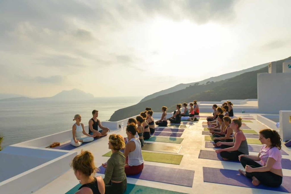 Elysia: Greece's Top Yoga Event 10