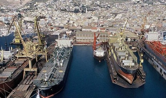 Syros shipyards resurrected from near bankruptcy 2