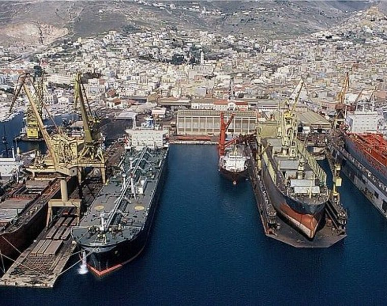 Syros shipyards resurrected from near bankruptcy 10