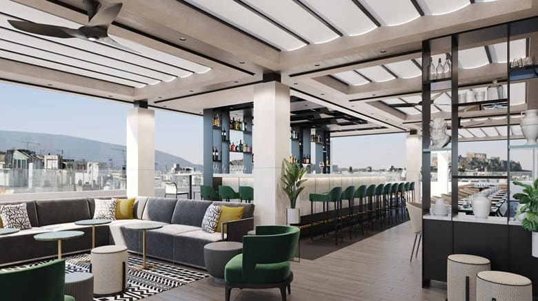 New Luxurious Hotel in the centre of Athens set to open its doors in April 12
