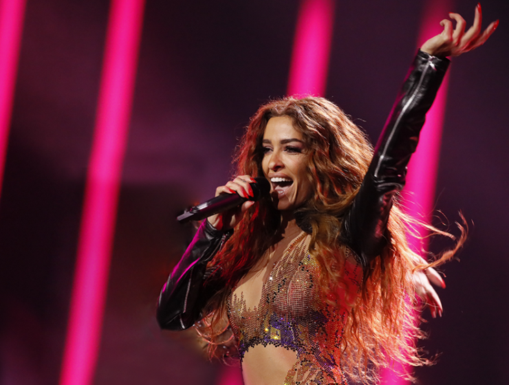 """Eleni Foureira teams up with Snoop Dogg and K.A.N.N. for remake of """"Sweet Dreams"""" 31"""