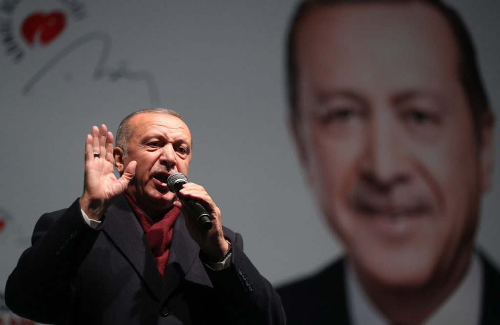 Erdogan says he plans to turn Hagia Sophia into a Mosque 2