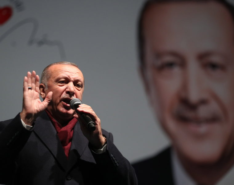 Erdogan says he plans to turn Hagia Sophia into a Mosque 27