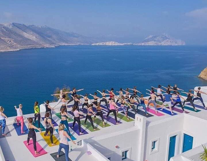 Elysia: Greece's Top Yoga Event 1