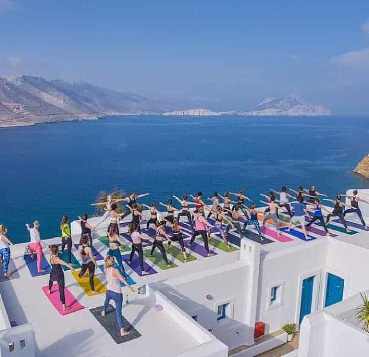 Elysia: Greece's Top Yoga Event 11