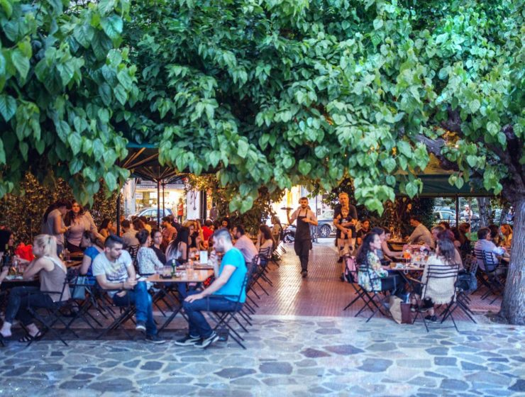 Mavili Square, one of Athens' coolest spots to grab a drink 17
