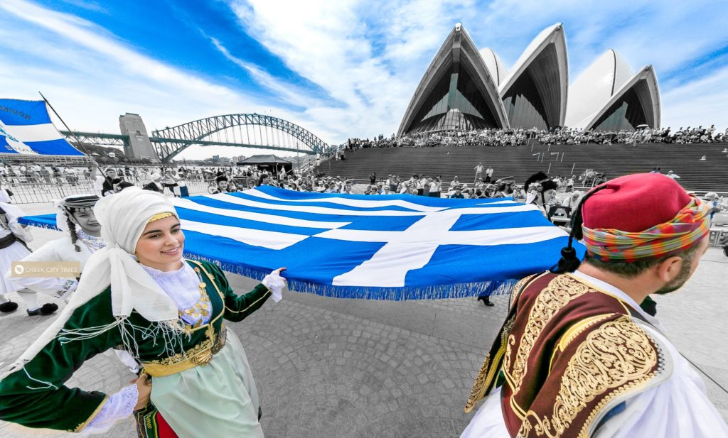 Greek Independence Day Commemoration in Sydney, Australia 15