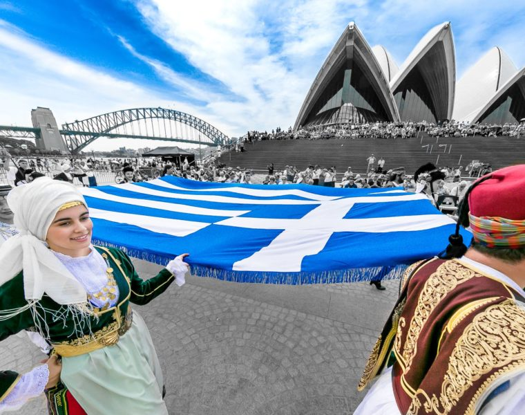 Greek Independence Day Commemoration in Sydney, Australia 19