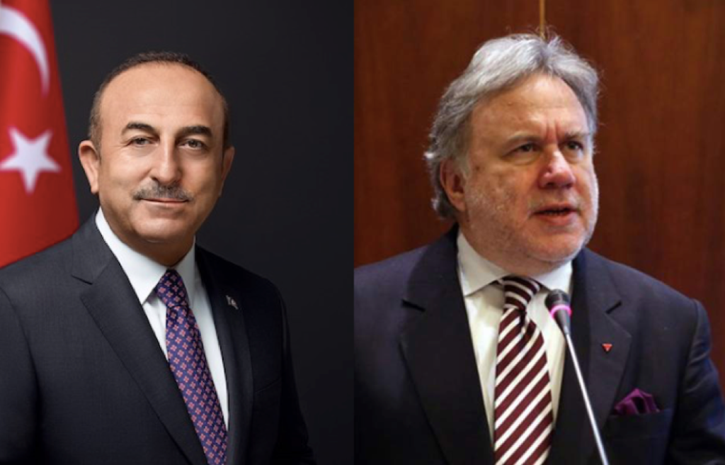 Greek and Turkish Foreign Ministers keen to warm frosty relations in next meeting 3