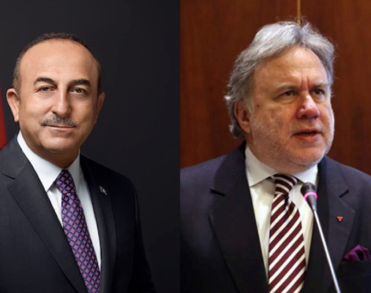 Greek and Turkish Foreign Ministers keen to warm frosty relations in next meeting 23