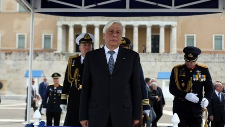 "President Pavlopoulos says ""We must defend against populism, racism and Nazism"" 2"