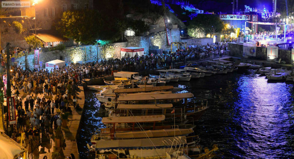 Lebanon's coastal town of Byblos to host Greek festival this summer 3