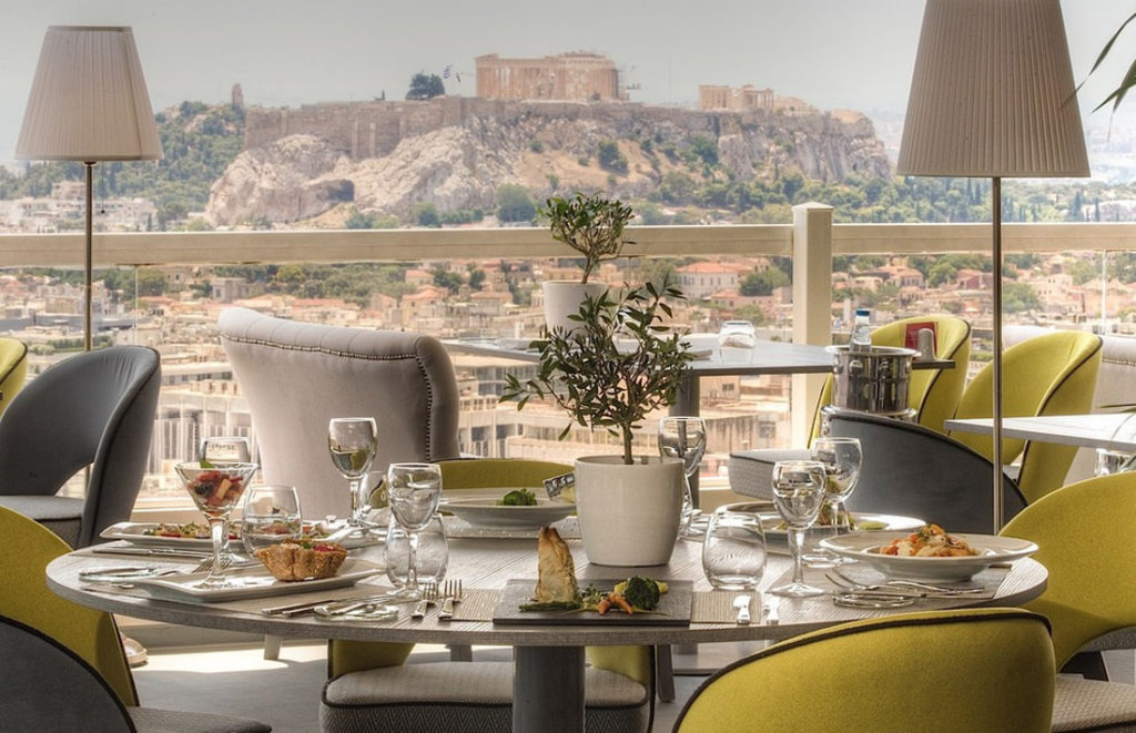 Easter Sunday Lunch at Athens' Top Hotels  8